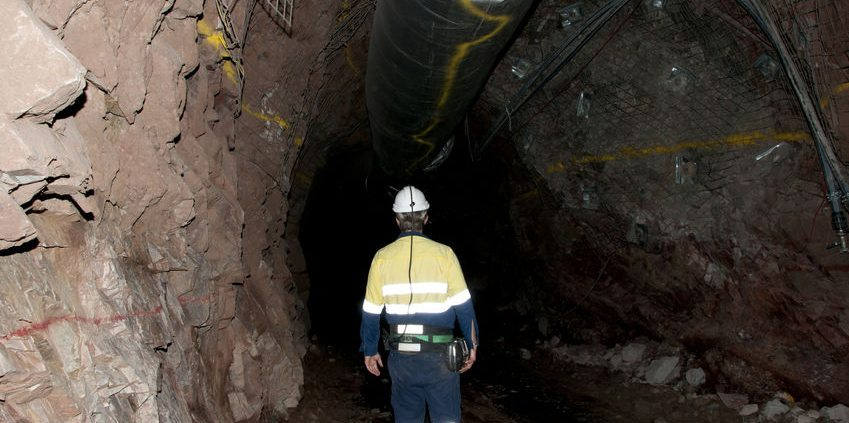 Software for Underground mining