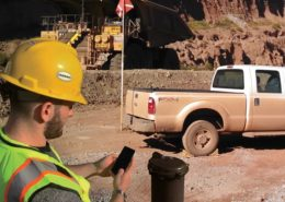 Mining Frontline Management System