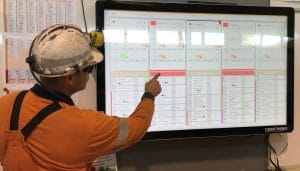 Integrated mine planning software