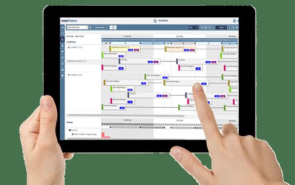 Mining scheduling software
