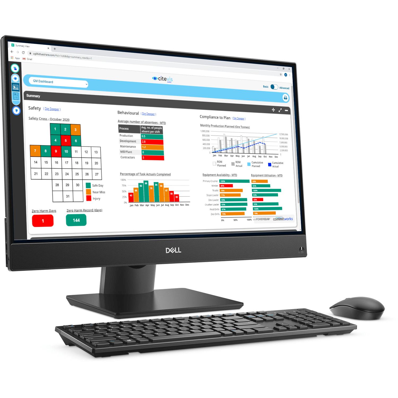 CiteVis Desktop